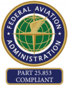 FAA compliance badge