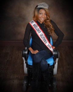 Krystina Jackson, Ms. Wheelchair California 2018