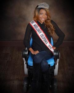 Krystina Jackson, Ms. Wheelchair California 2018